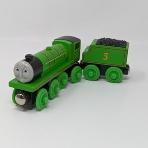 Thomas Train Henry and Tender Wood Wooden Railway